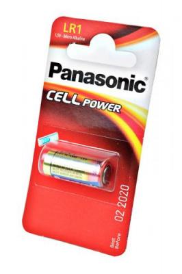 Panasonic Cell Power LR-1L/1BE LR1 BL1