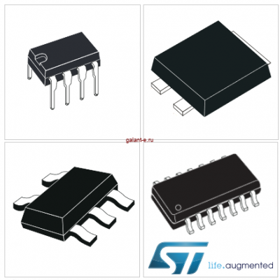 STQ3N45K3-AP