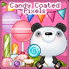 Candy Coated Pixels