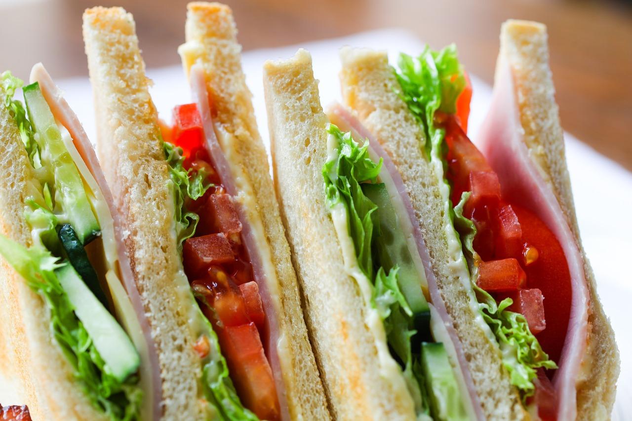Word story - Sandwich generation