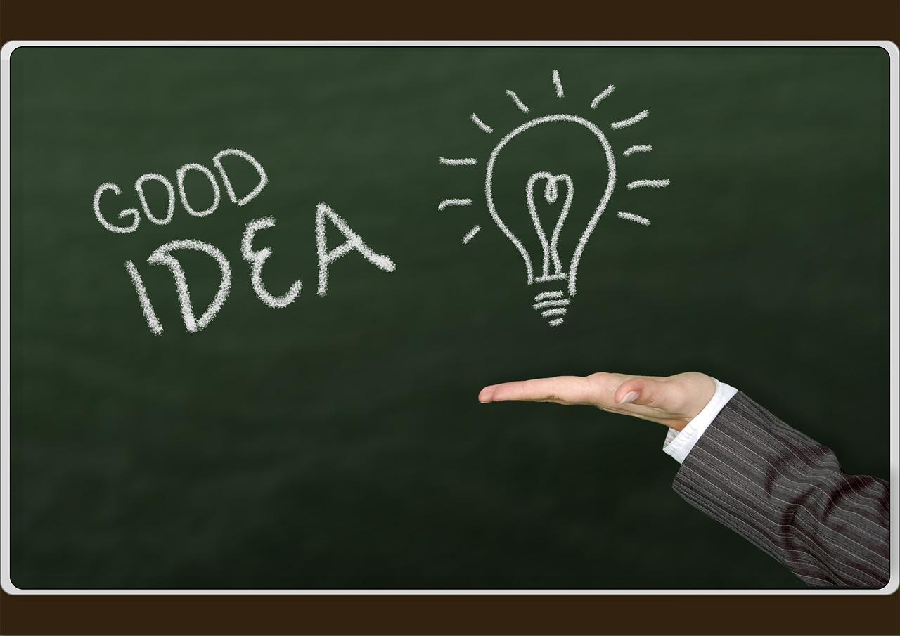 Где взять идеи? Часть третья: для тех, кто учится и учит