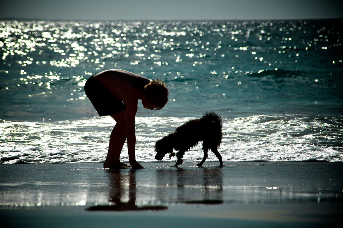 Word story – beachcombing