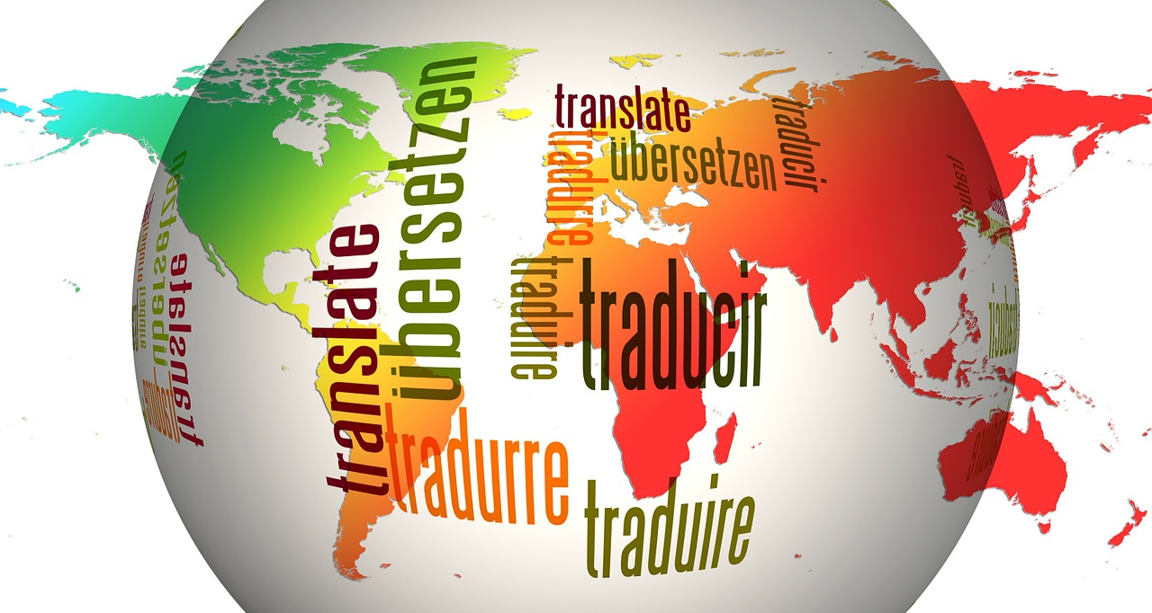 Without translation, we would be living in provinces bordering on silence