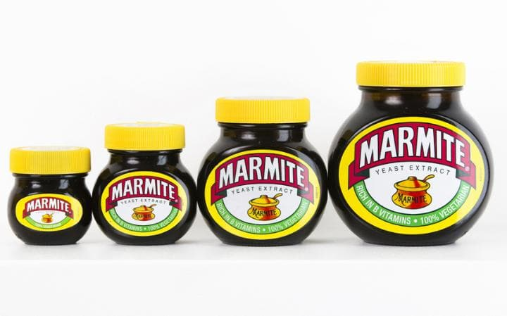 Word story - marmite