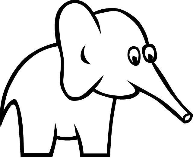 Word story - White Elephant Sale