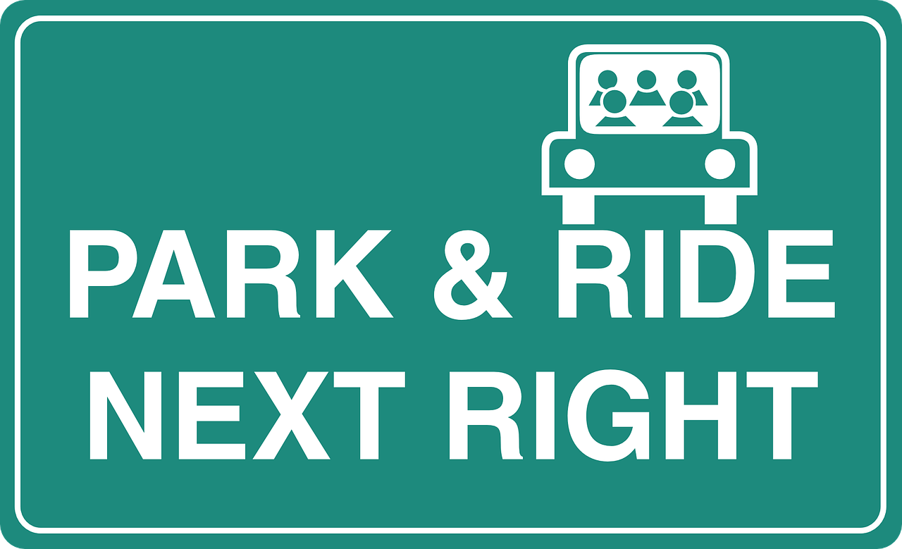 Word story - Park and ride
