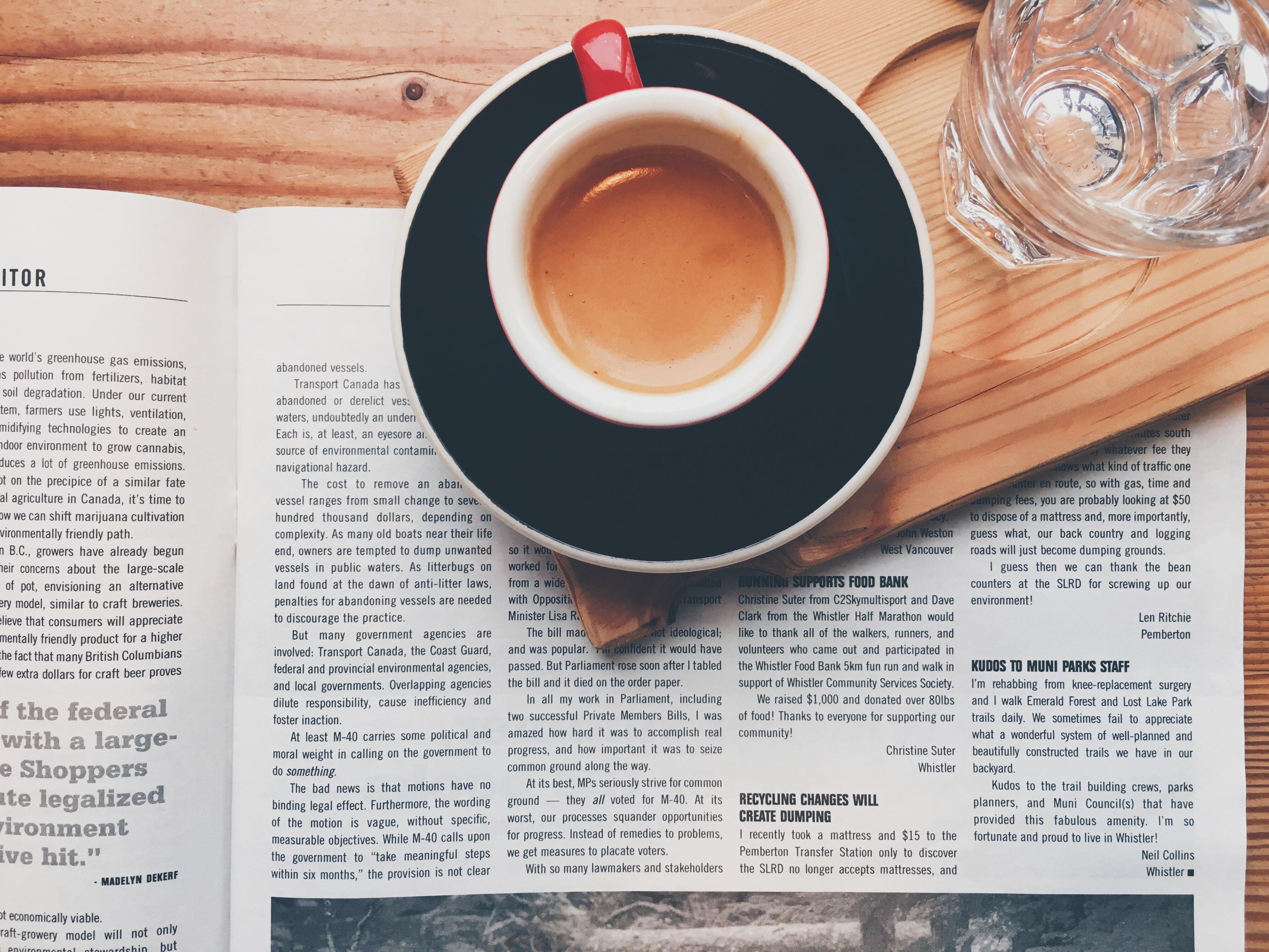 Word story – coffee