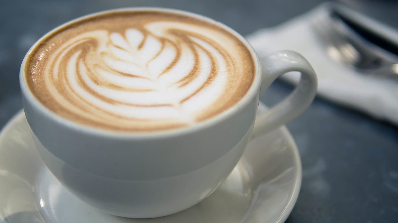 Word story - latte art