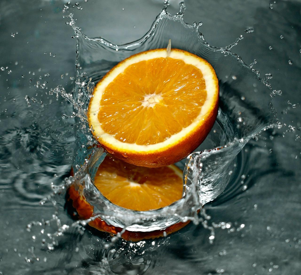 Word story – orange