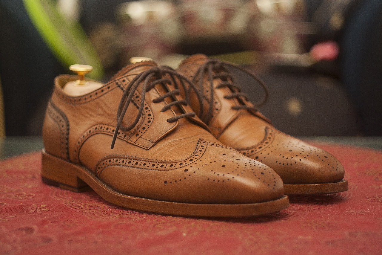 Word story – brogues