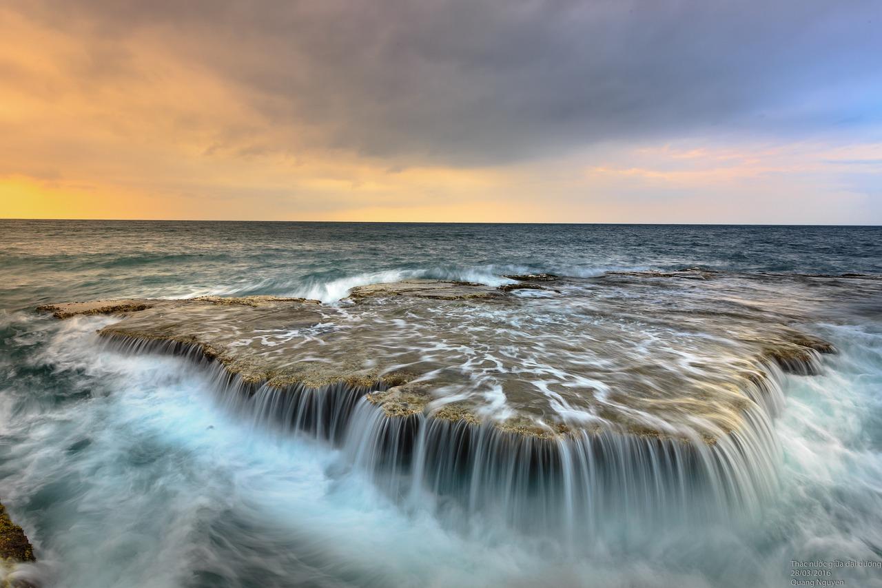Word story – sea change