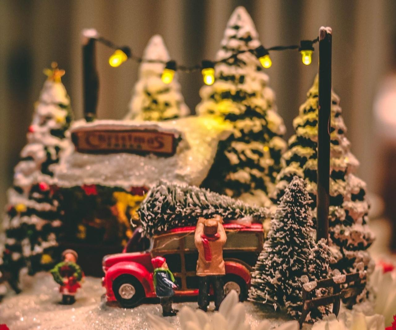 Word story – Christmas creep