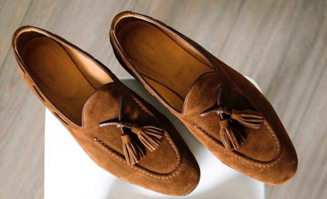Word story – moccasin
