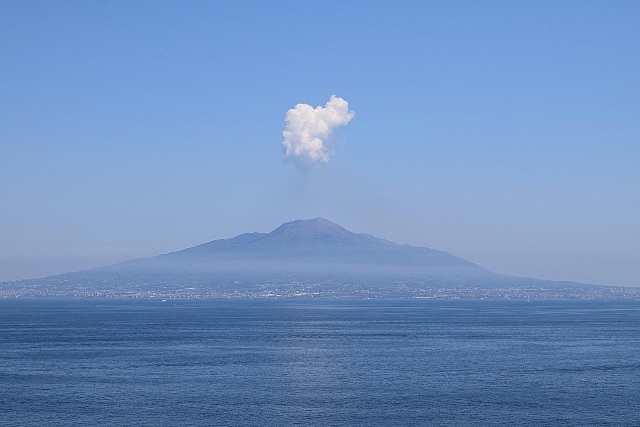 Don't dance on a volcano или последний день Помпеи