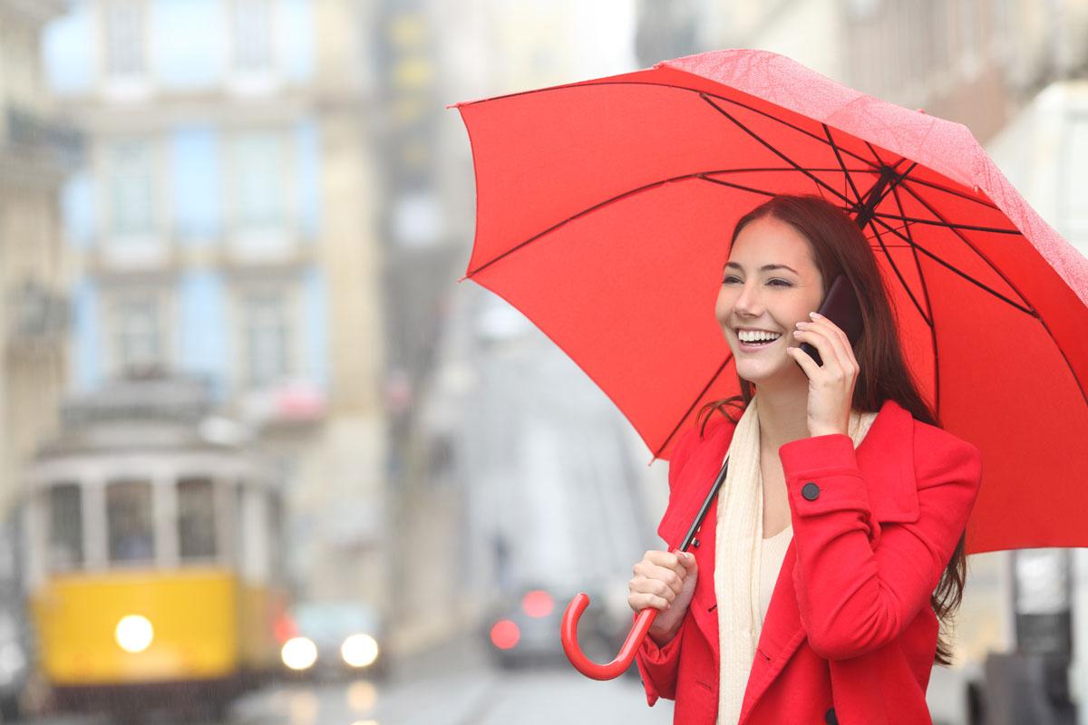 Word story – take a rain check