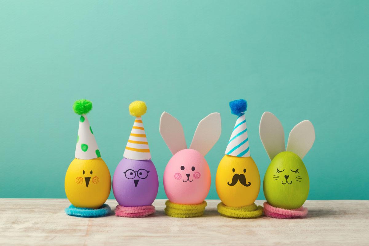 Word story – Easter egg
