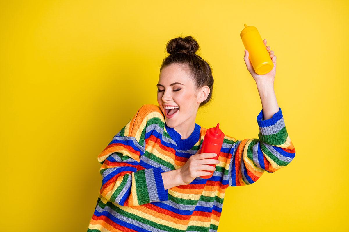 Word story – (as) keen as mustard