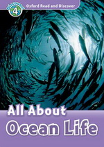 All About Ocean Life + Audio CD