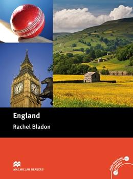 Macmillan Cultural Readers: England