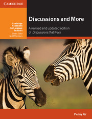 Discussions and More Oral Fluency Practice in the Classroom 2nd Edition