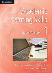 Academic Writing Skills 1