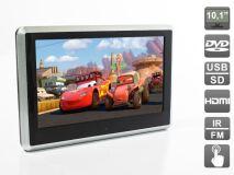 """Навесной монитор на подголовник с сенсорным экраном 10.1"""", встроенным DVD плеером и медиаплеером AVIS Electronics AVS1038T"""