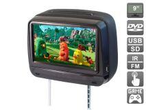 """Подголовник с сенсорным монитором 9"""" и встроенным DVD плеером AVIS Electronics AVS0945T"""