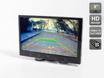 """Автомобильный монитор 9"""" для установки на приборную панель AVIS Electronics AVS0906BM"""
