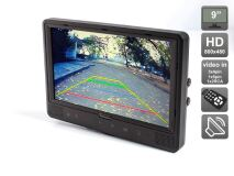 """Парковочный монитор 9"""" для грузовиков и автобусов AVIS Electronics AVS4902BM"""