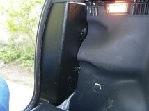Накладки на боковые стенки в багажное отделение для Renault Duster и Nissan Terrano