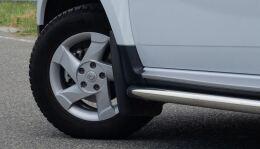 Передние брызговики для Renault Duster