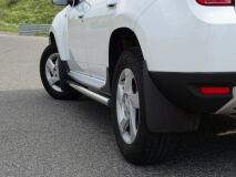 Задние брызговики для Renault Duster