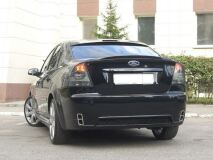 "Бампер задний ""Concept""(седан) для Ford Focus 2"