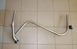 "Разводка на две стороны под бампер ""Concept"" (седан) для Ford Focus 2"