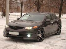 "Бампер передний ""MUGEN Style"" для Honda Accord VIII 2008-2012 / Acura TSX (CU2)"