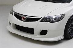 Бампер передний для Honda Civic 4d INGS Extreem