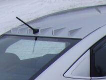 Аэродинамический рассекатель на крышу 6 плавников для Hyundai Solaris
