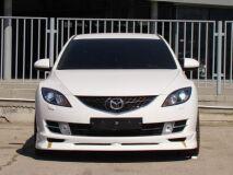 "Юбка переднего бампера ""Sport"" для Mazda 6 2008 Touring"