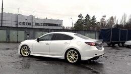 Крышка багажника var№2 для Mazda 6 2013-