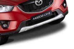 Накладка на передний бампер для Mazda CX-5