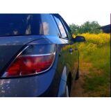 Реснички на фары для Opel Astra H 2004-2011 хэтч. 4 двери задние