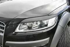 Реснички на фары для Audi Q7 2005-2015
