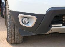 Вставки в ПТФ для Renault Duster