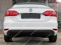 Лип спойлер для VW Jetta VI (2010 - Н.В.)