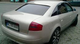 Накладка на заднее стекло Audi A6 до 2004 г.в.