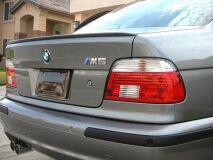 Лип Спойлер в стиле М5 для BMW 5 Series E39 (1995 - 2003)