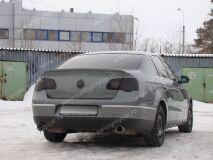 Лип спойлер VW Passat B6