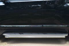 Защита порогов D42 для Toyota LC Prado 150 2014-
