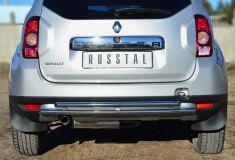 Защита заднего бампера D42(дуга) D42(дуга) для Renault Duster 4x4 2011-