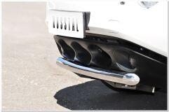 Защита переднего бампера D63 для Nissan Juke 4x2 2010-